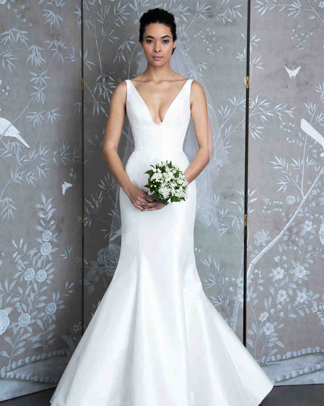 "legends romona keveza ""L9130"" wedding dress spring 2019"
