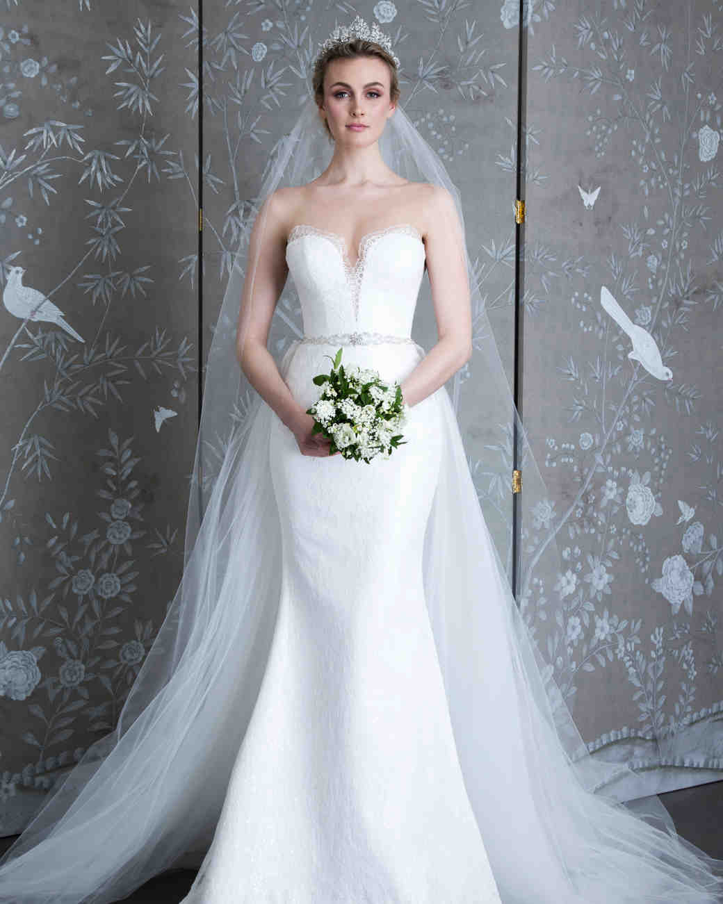 "legends romona keveza ""L9134"" wedding dress spring 2019"