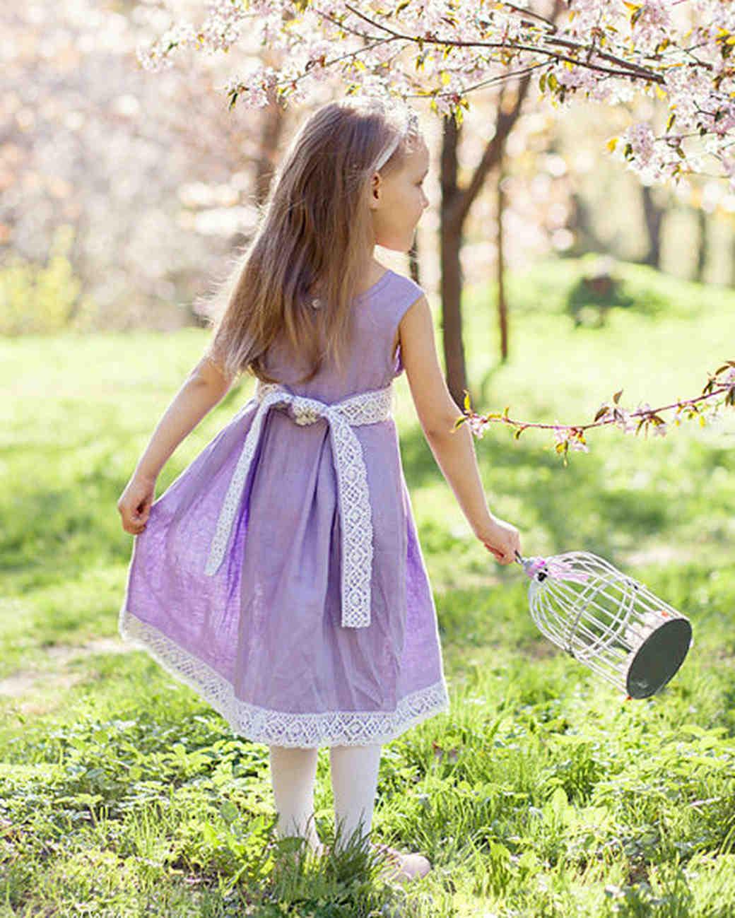 PetitDeLin Linen Dress