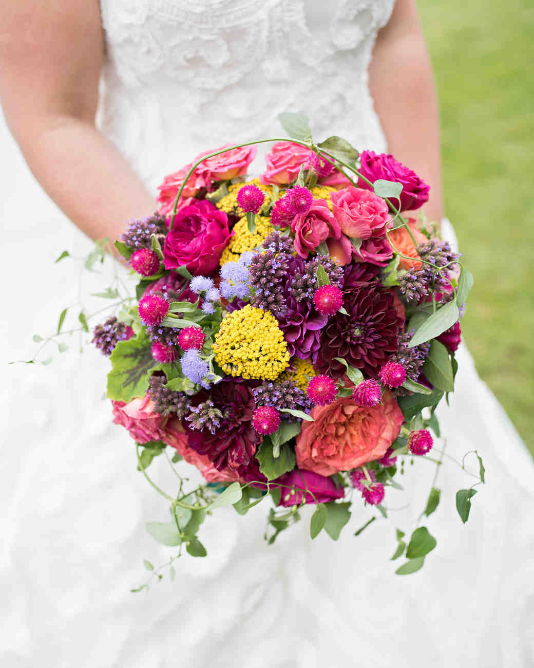 c30bbff7 A Colorful, Flower-Filled Nantucket Wedding | Martha Stewart Weddings