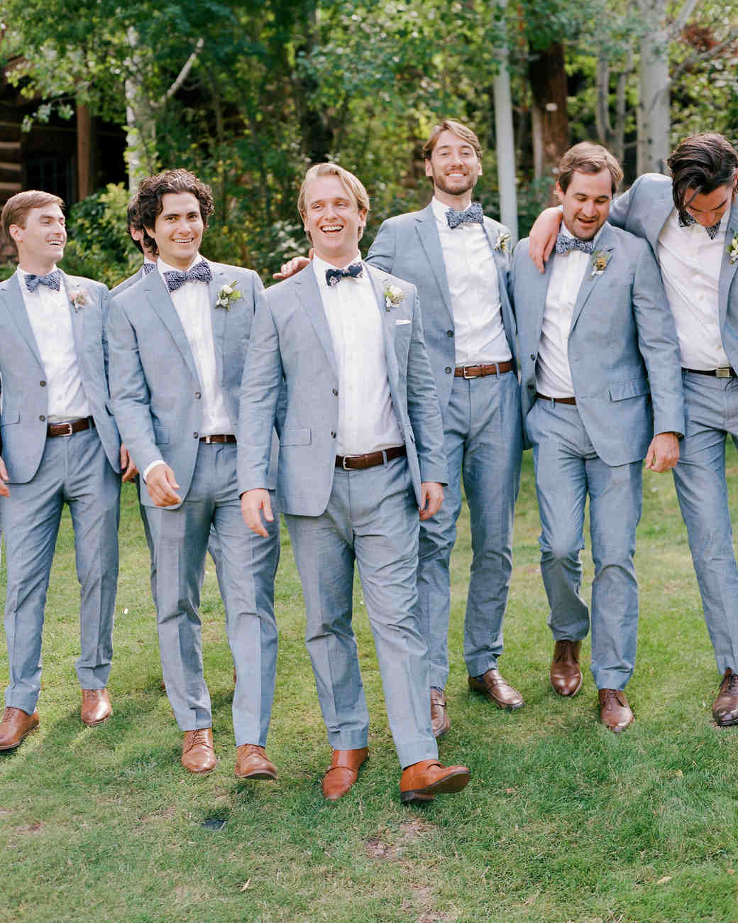 margaux patrick wedding groomsmen