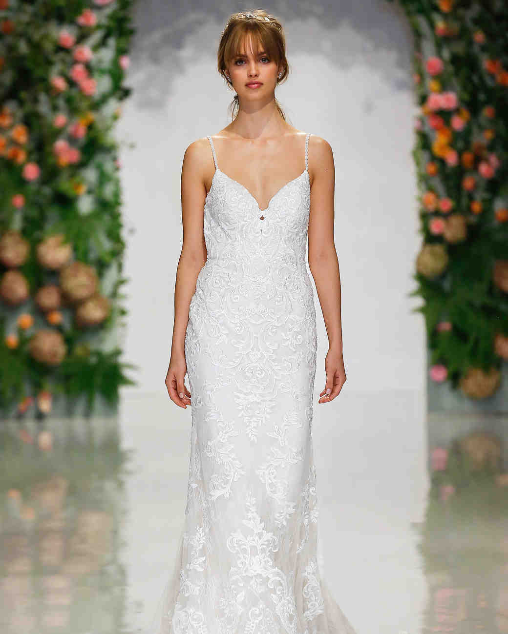 morilee madeline gardner wedding dress sweetheart spaghetti-strap sheath