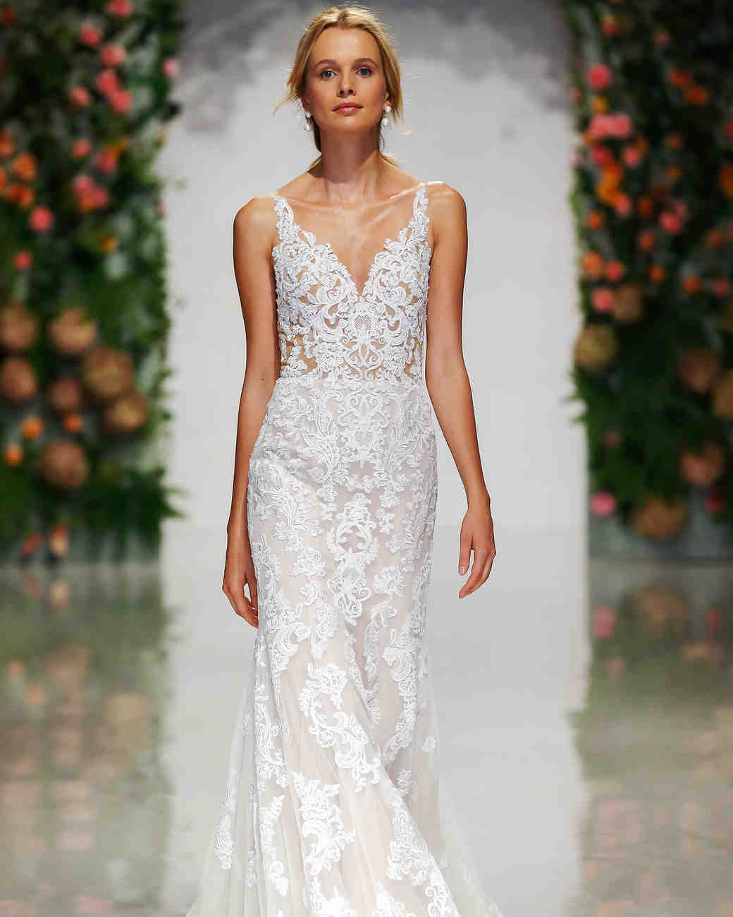 morilee madeline gardner fall 2019 lace sweetheart neckline sheath