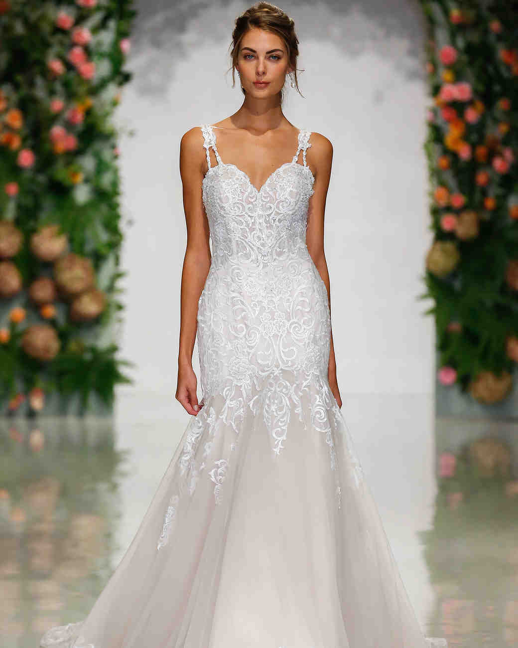 morilee madeline gardner fall 2019 sweetheart neckline lace trumpet wedding dress