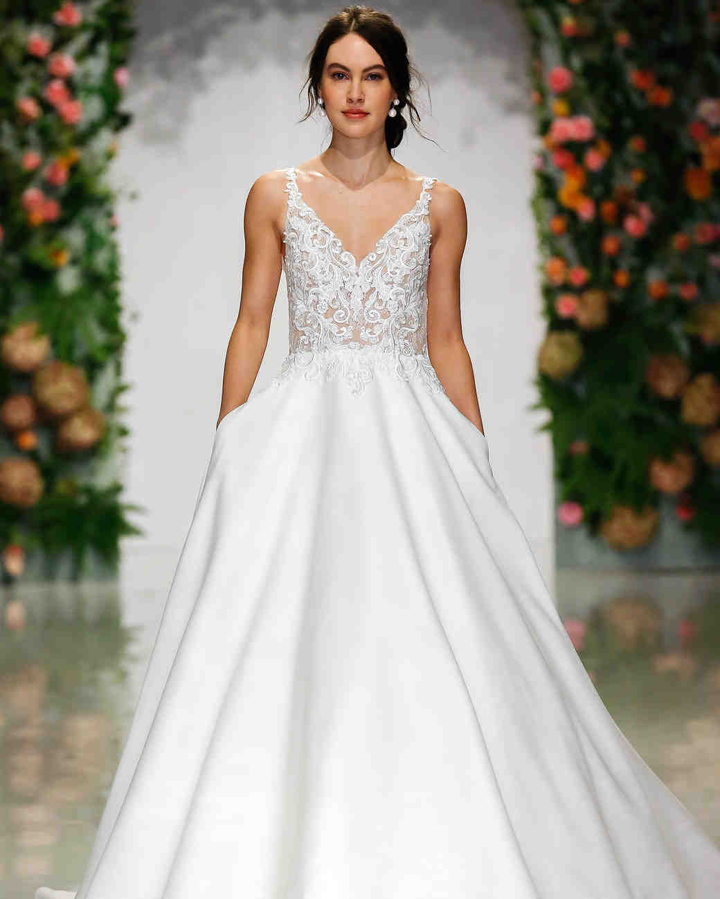 76 Pretty Wedding Dresses With Pockets
