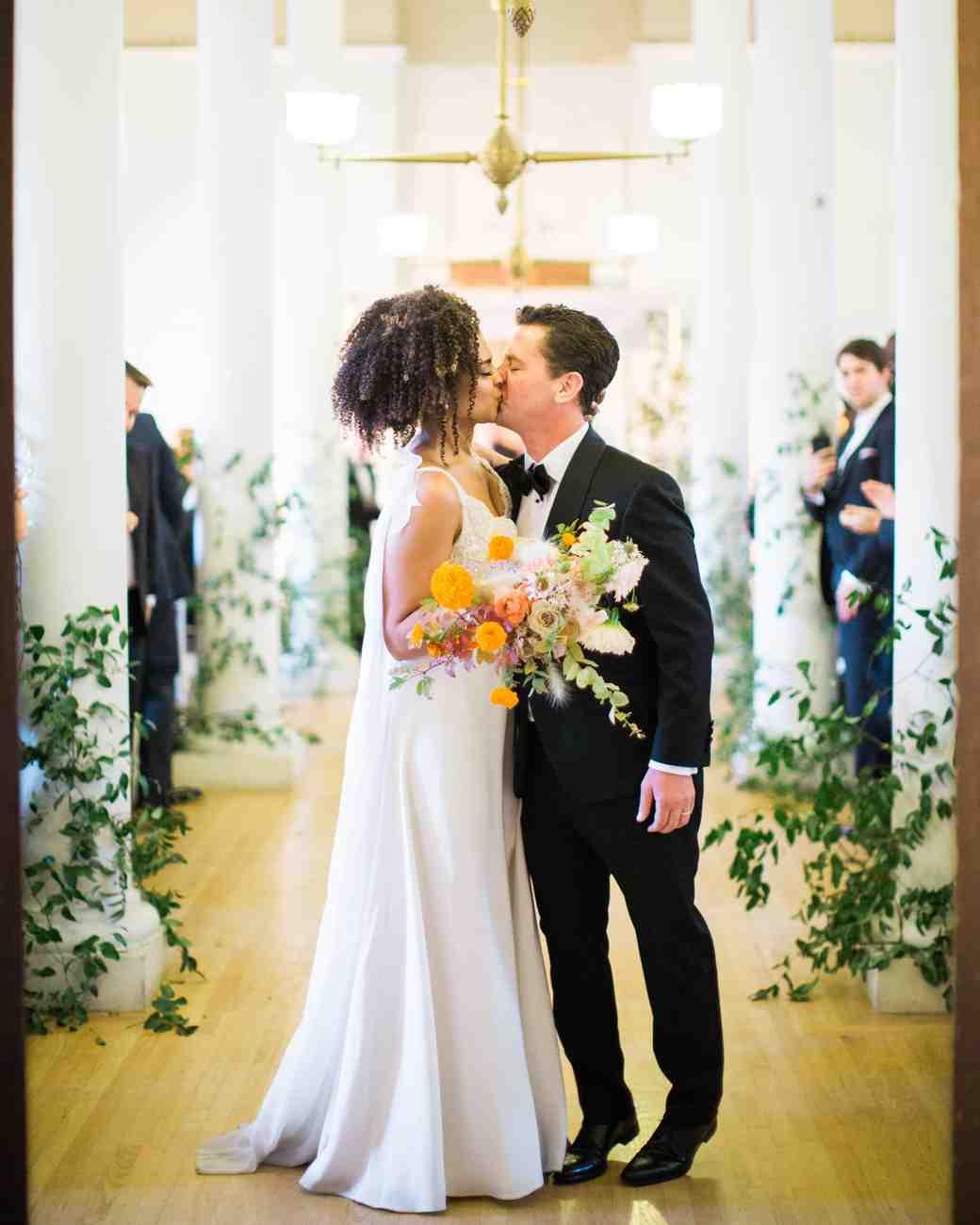 natalie louis wedding recessional