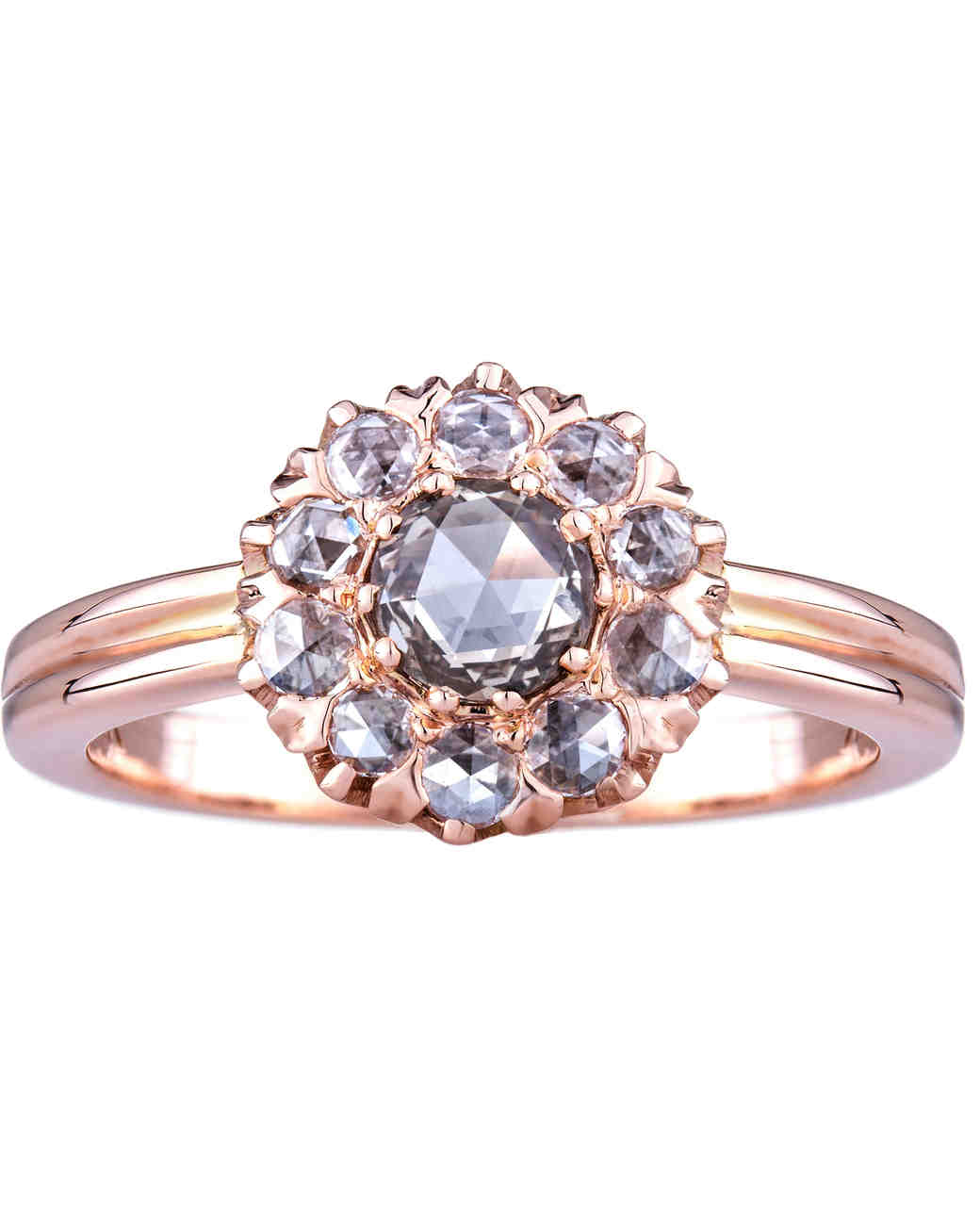 21 Best New Engagement Ring Designers To Know Now Martha Weddings
