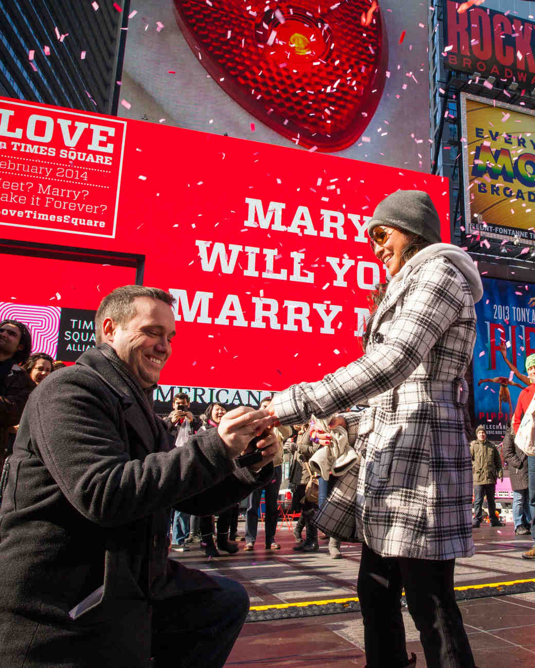 28 Romantic Places To Propose In New York City | Martha Stewart Weddings
