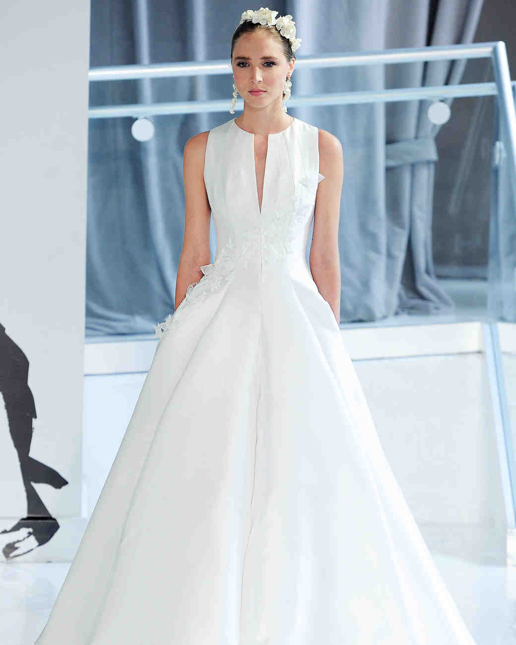 Enchanting Amalia Carrara Wedding Dresses Adornment - All Wedding ...