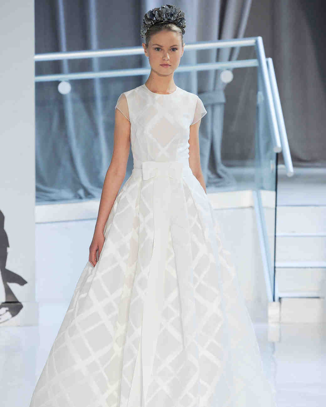 a-line peter langner wedding dress spring 2018
