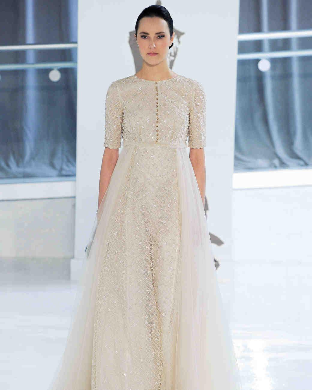 lace peter langner wedding dress spring 2018