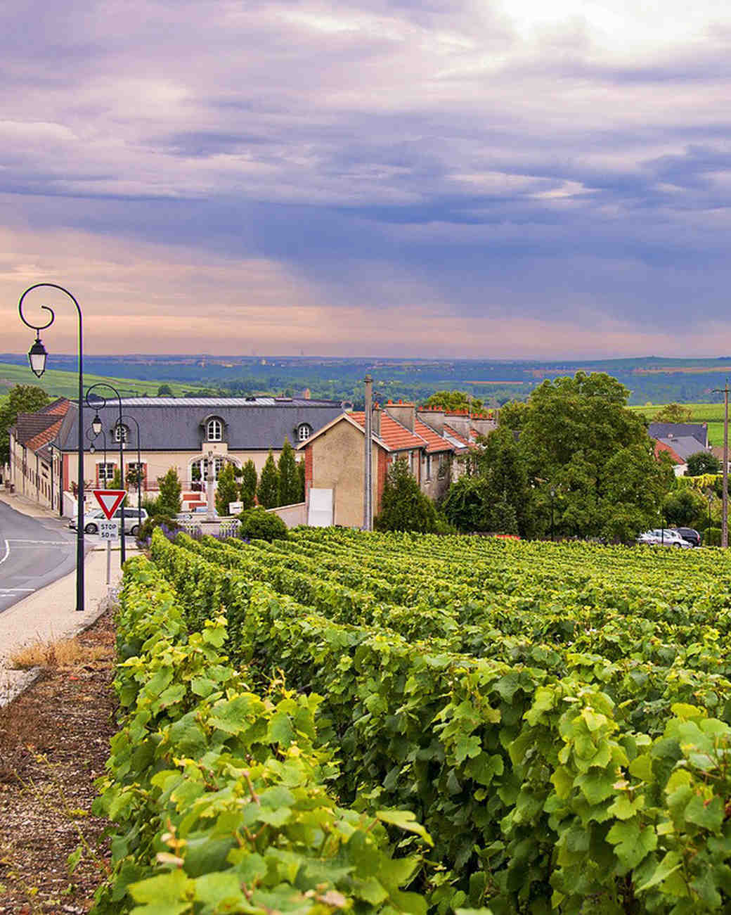 romantic destination france epernay champagne