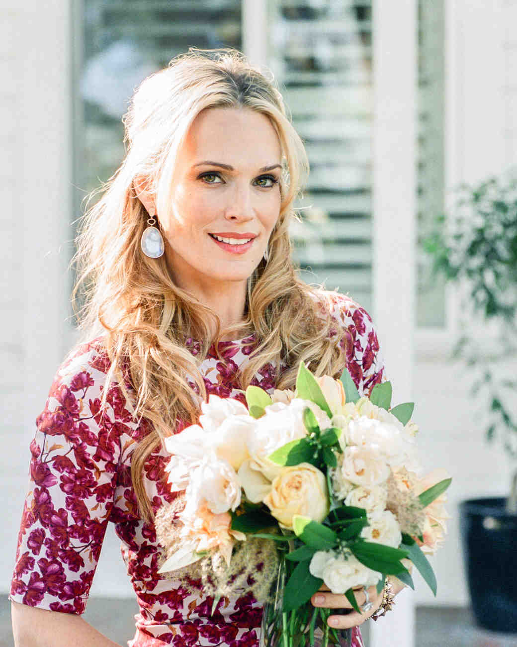 See How Supermodel And Supermom Molly Sims Sets Her Thanksgiving