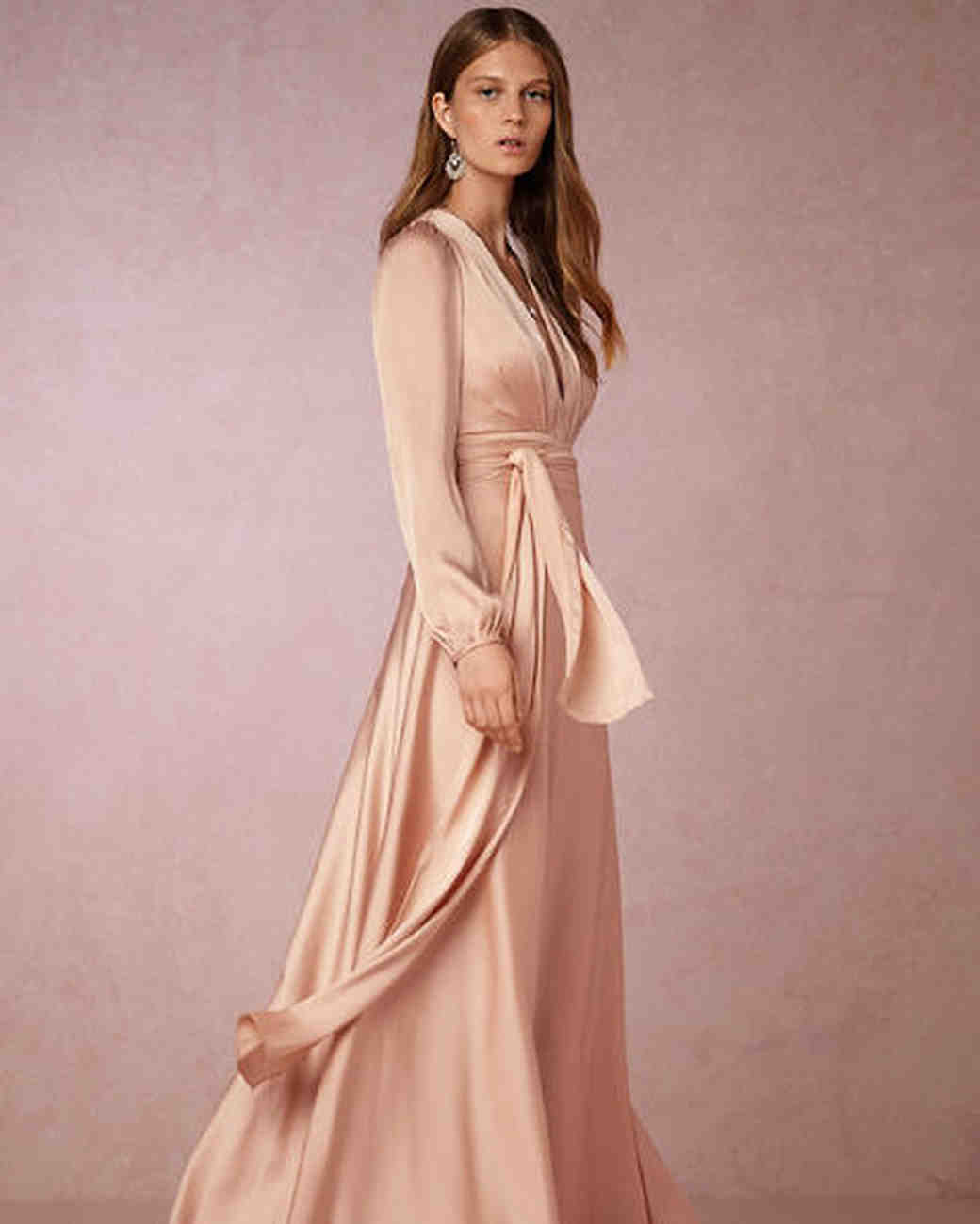Winter bridesmaid dresses for a cold weather wedding martha winter bridesmaid dresses for a cold weather wedding martha stewart weddings ombrellifo Images