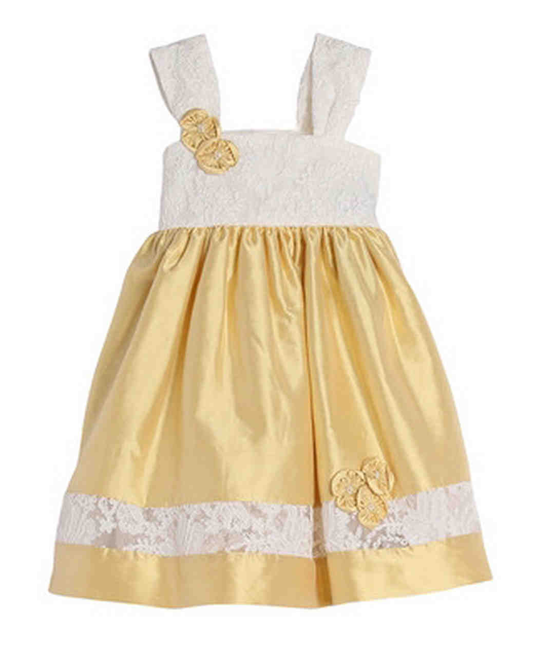 24 yellow flower girl dresses that are perfect for any season 24 yellow flower girl dresses that are perfect for any season martha stewart weddings mightylinksfo