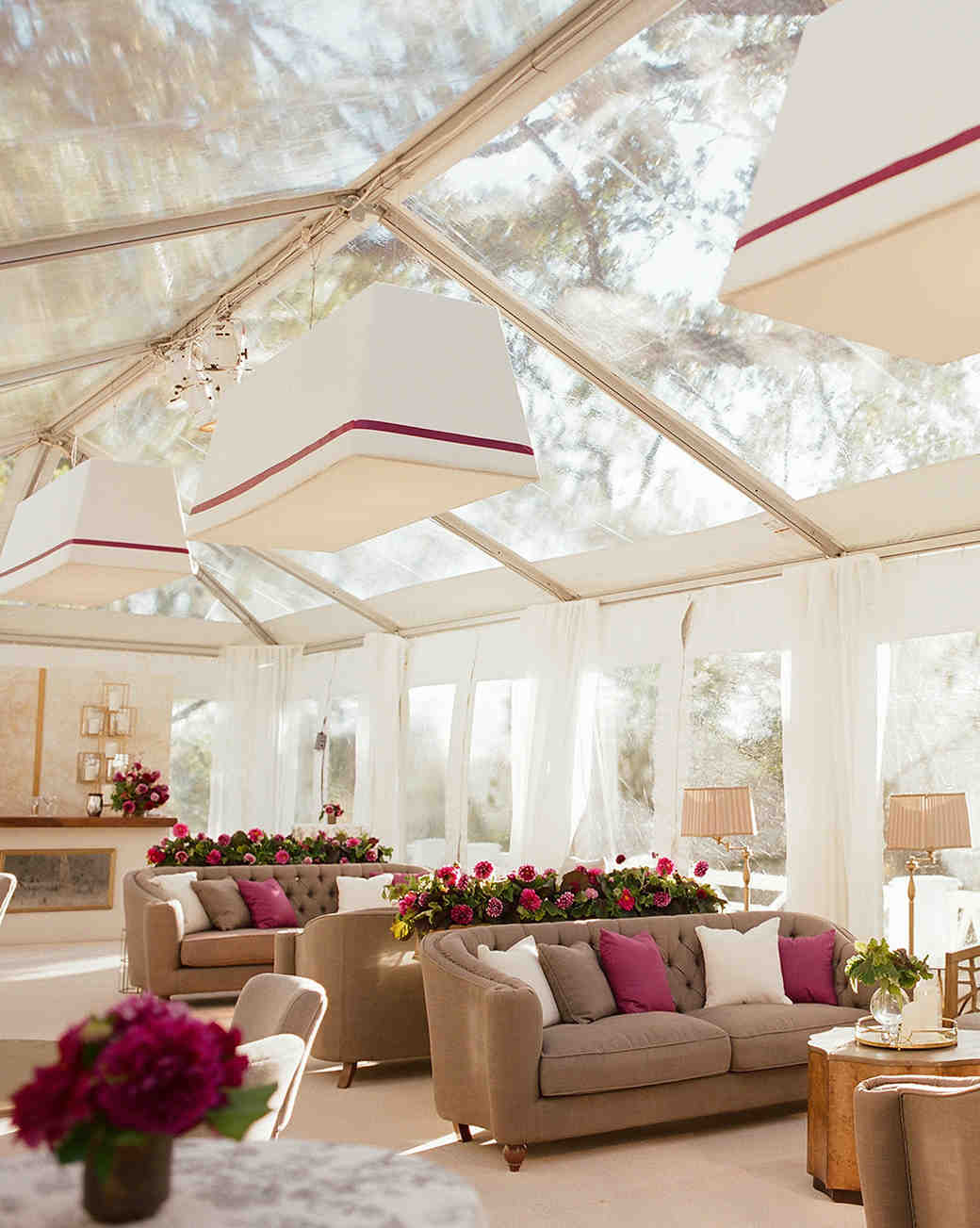 Transluscent Tent