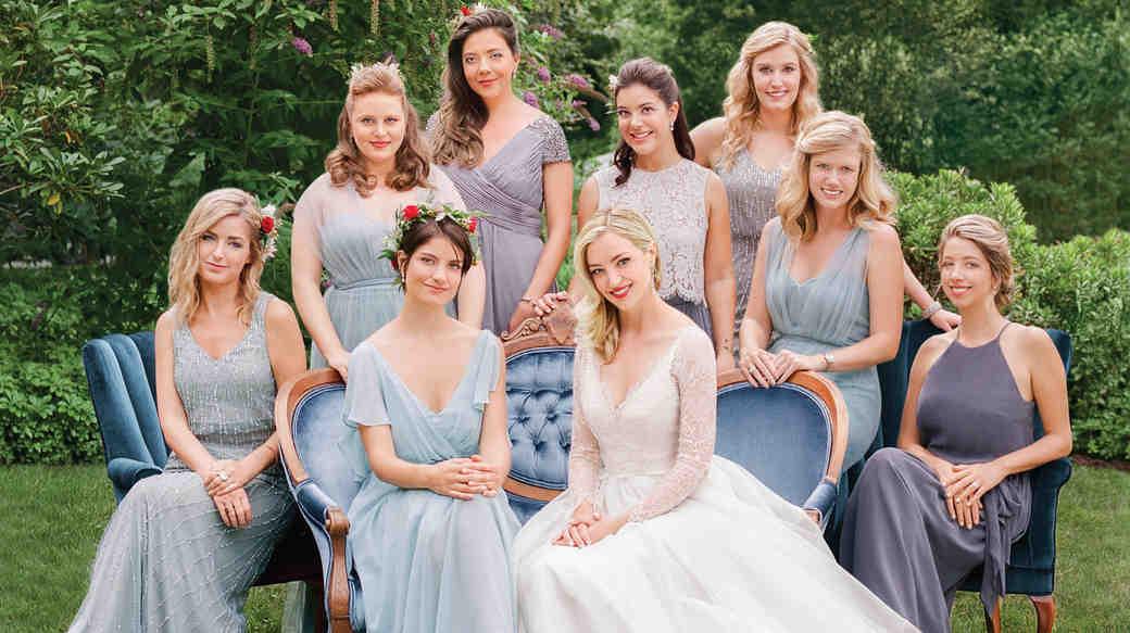 Real Weddings & Honeymoons Spring 2017 Cover