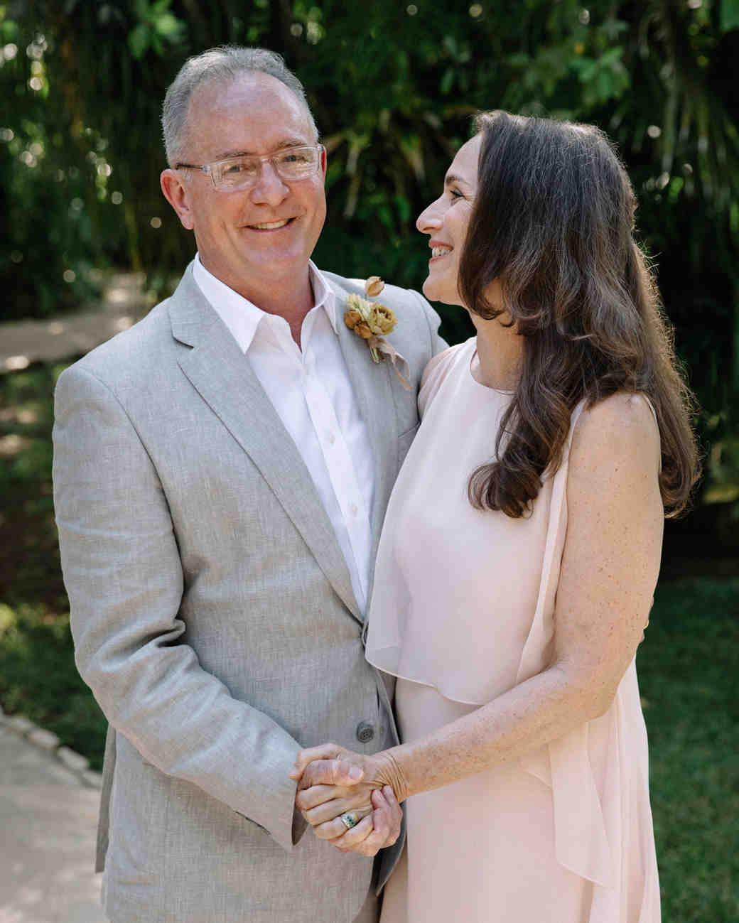 ariel trevor wedding tulum mexico parents