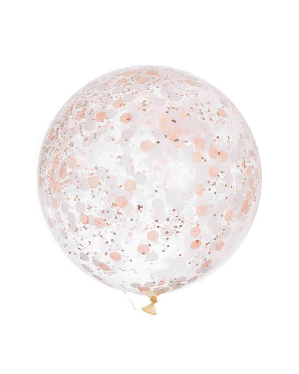 bachelorette party supplies confetti balloon