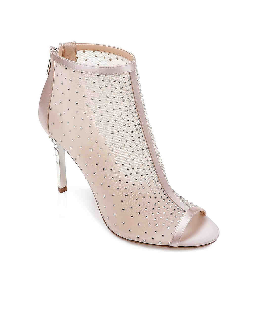 5bb6d44713 The Best Bridal Boots and Booties for Your Wedding Day