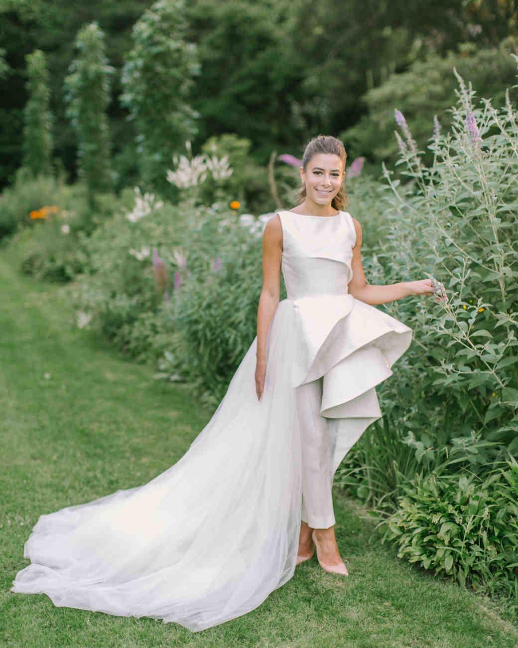 2018 Bridal Jumpsuit