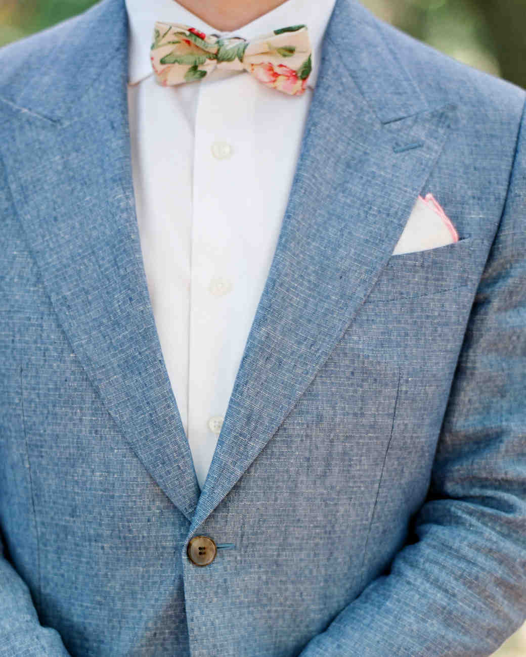 9c9cff092084 12 Groom's Accessories That Are Fit to Be Bow-Tied | Martha Stewart Weddings