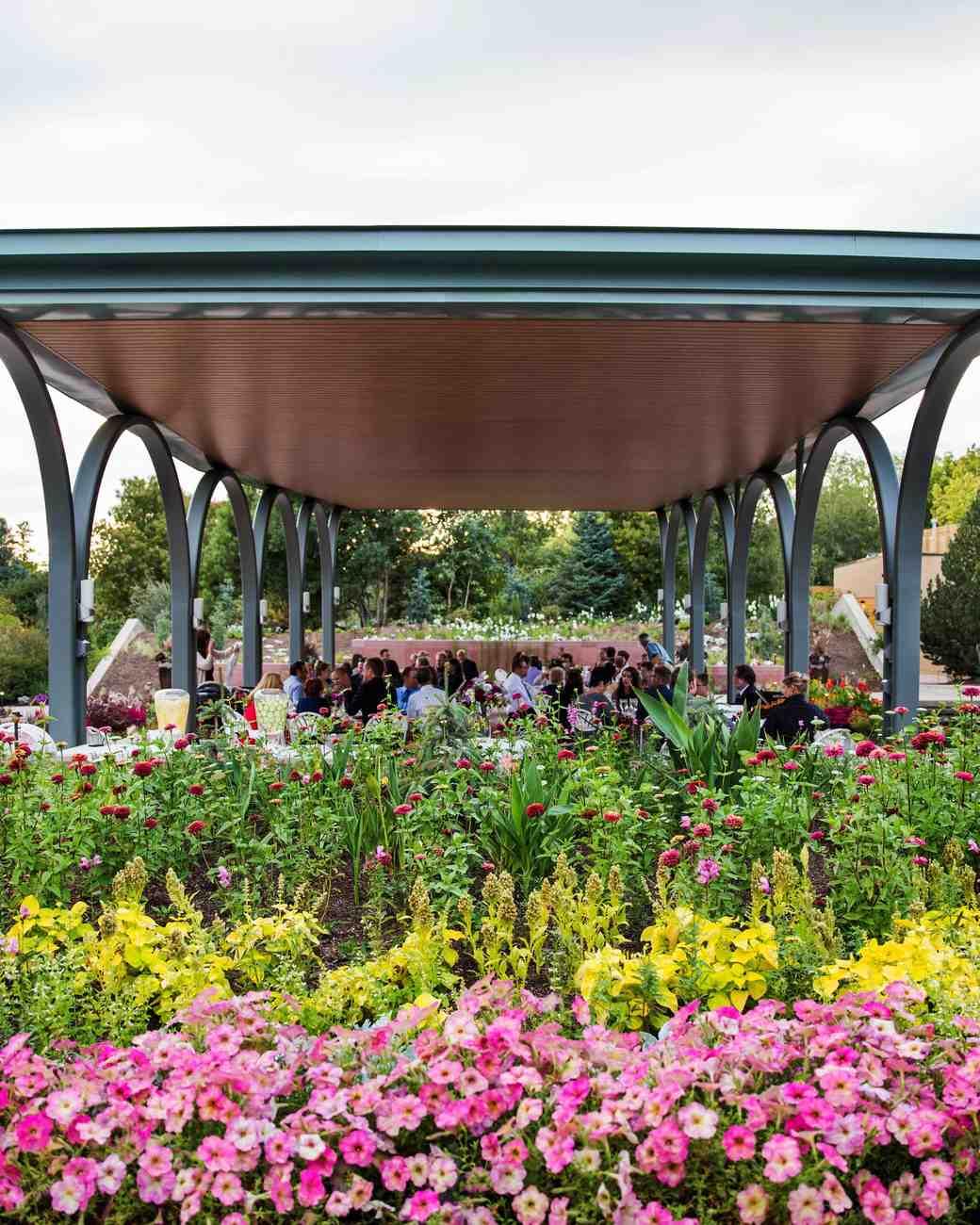 25 Beautiful Garden Wedding Venues