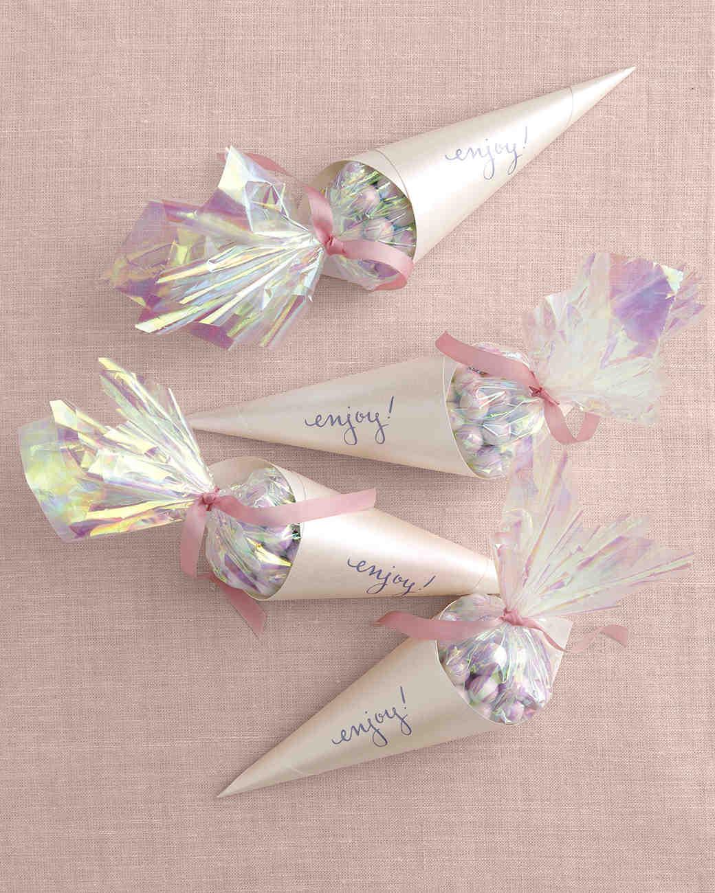 Bridal Shower Favor Ideas That You Can DIY Martha Stewart Weddings
