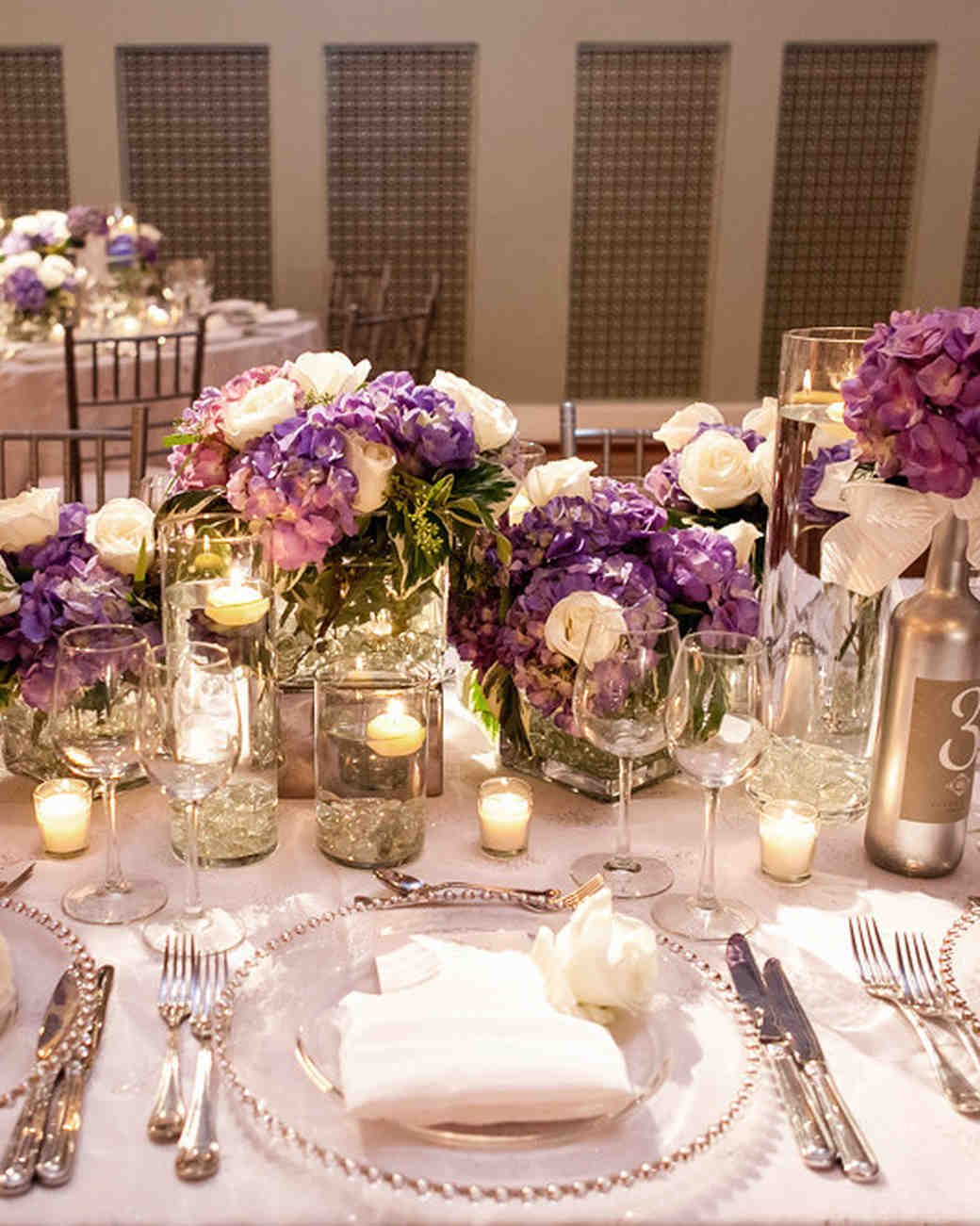 Jewel-Toned Wedding Centerpieces That Will Dazzle Your Guests | Martha  Stewart Weddings