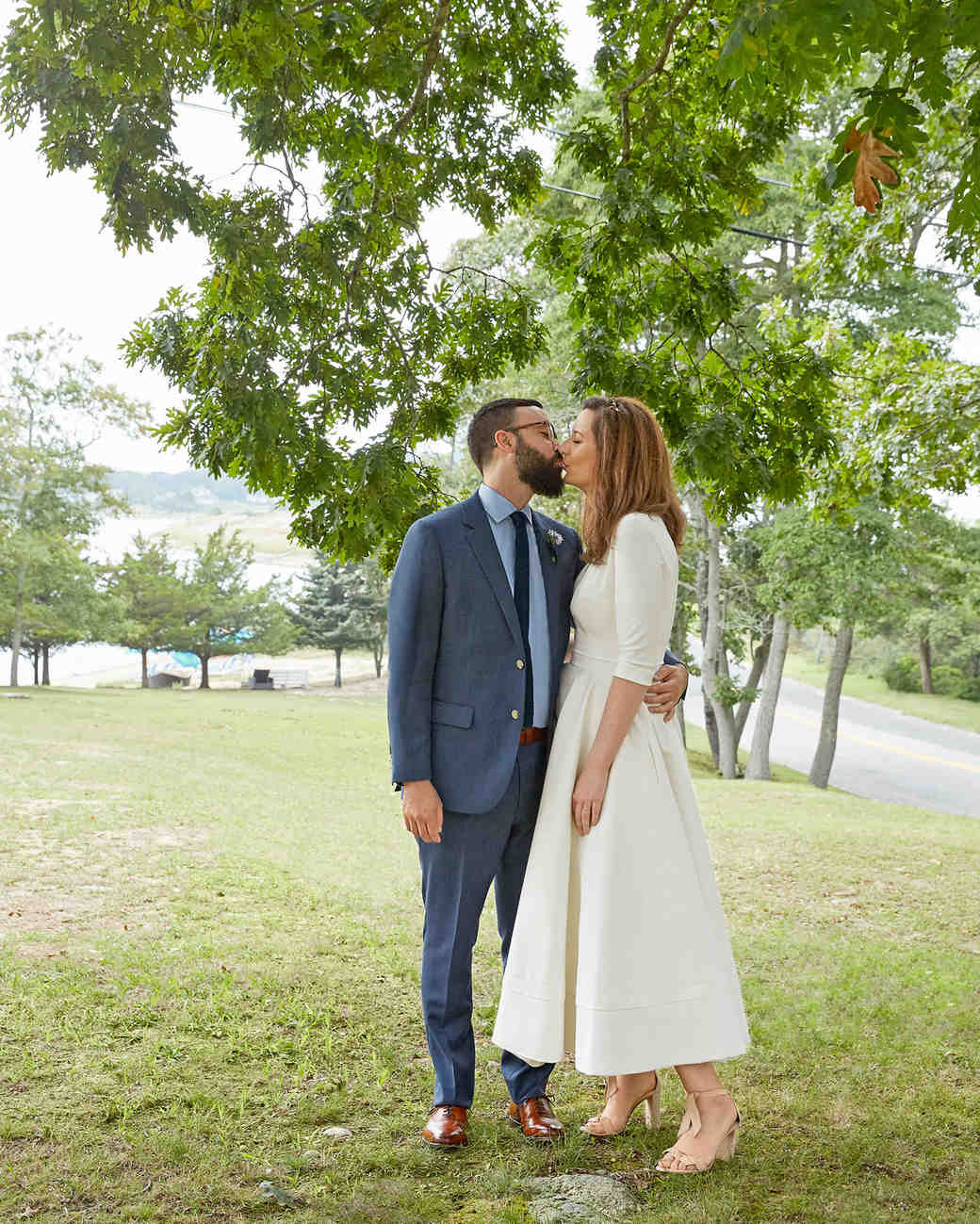 Wedding tin: a union, time-tested
