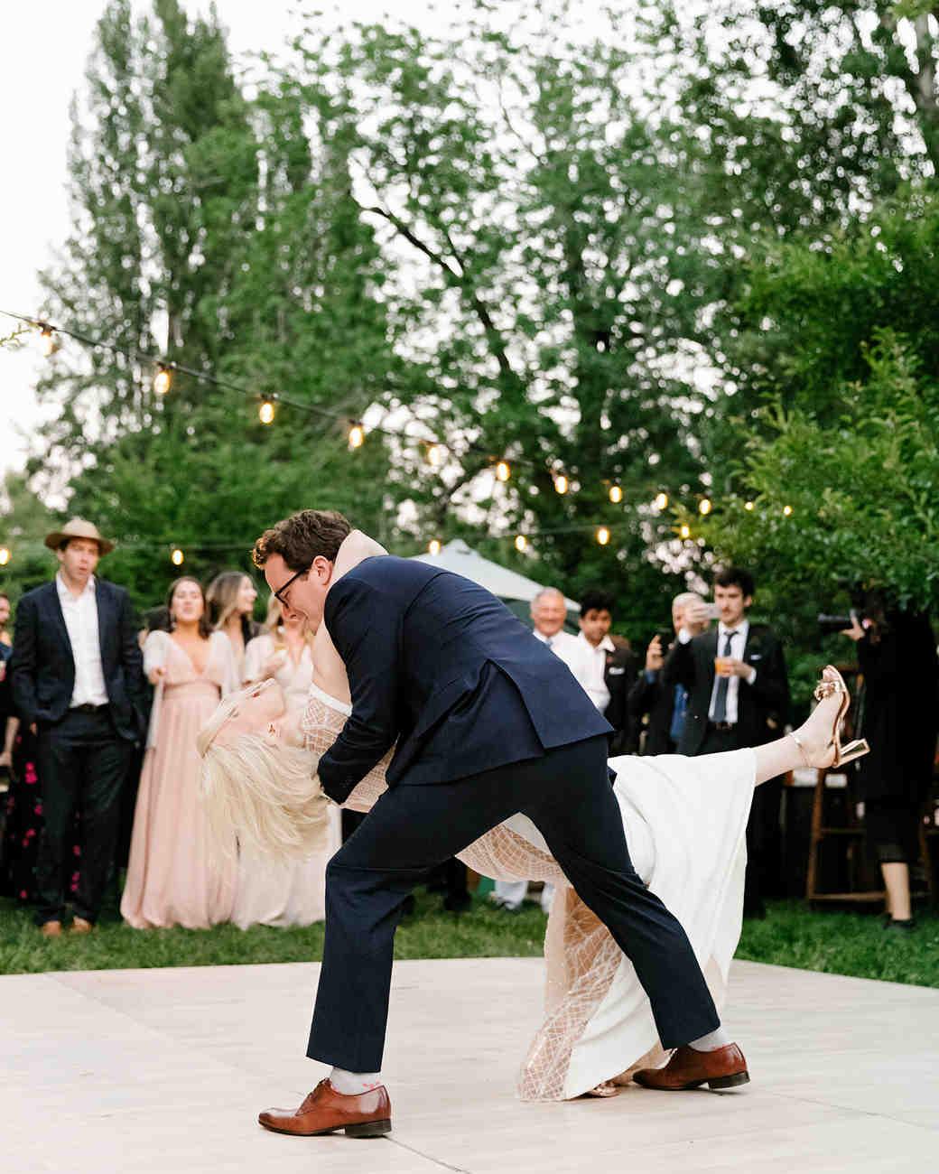kendall jackson wedding first dance