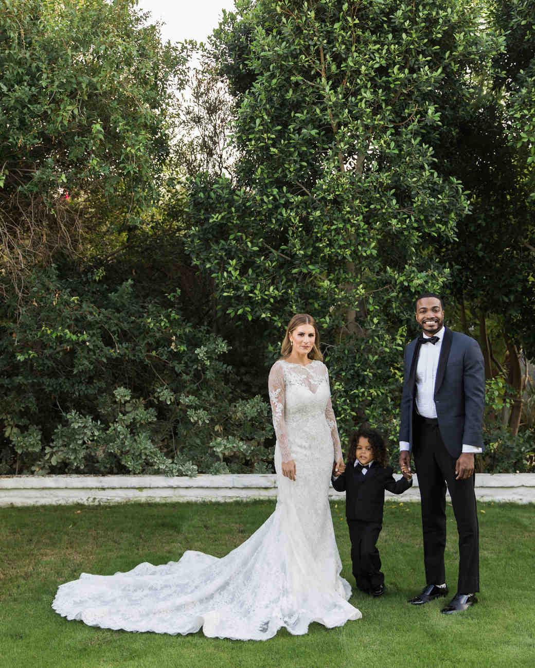 A Family-Focused Destination Wedding in Palm Springs | Martha ...