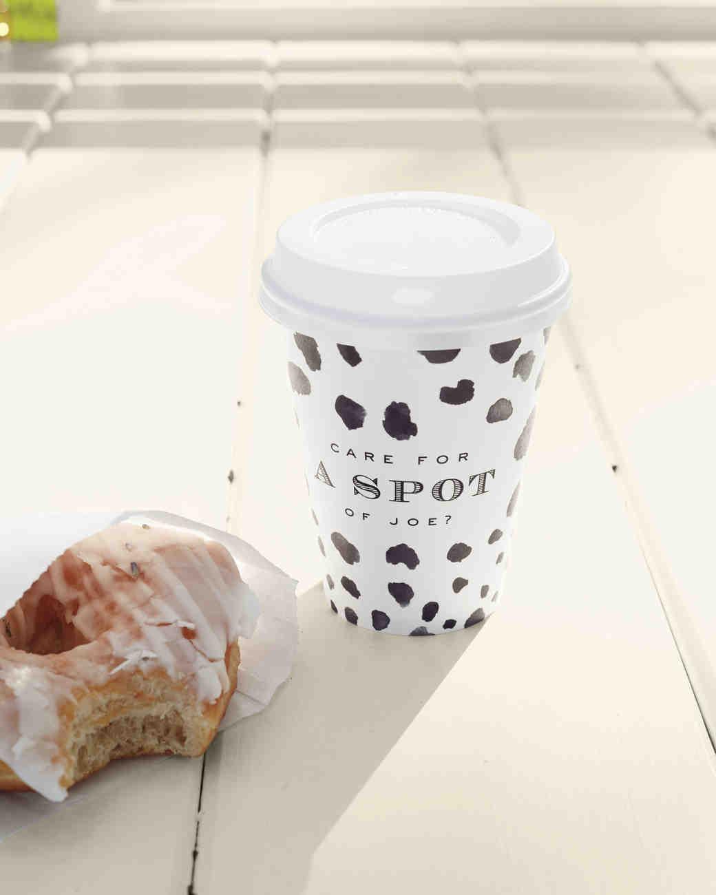 14 Creative Ways to Serve Coffee at Your Wedding | Martha Stewart ...