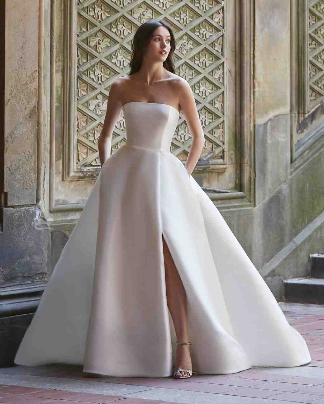 Pretty Wedding Dresses: 88 Pretty Wedding Dresses With Pockets