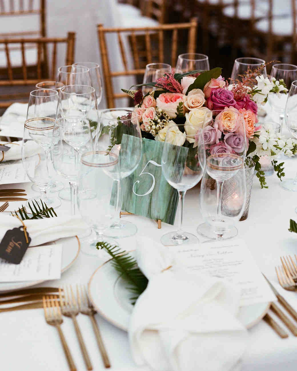 A Classic, Nature-Inspired Wedding in Sea Island | Martha Stewart ...