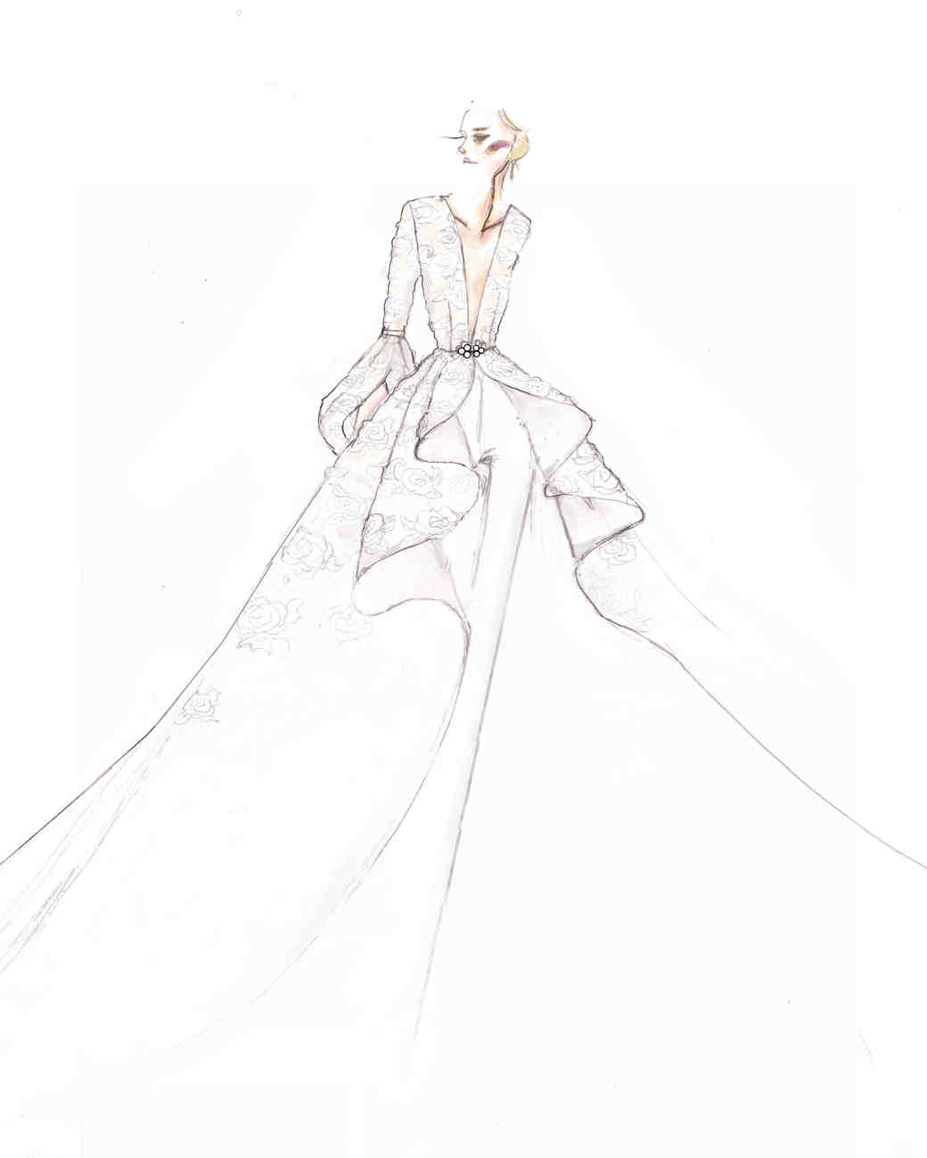 Spring 2018 BFW Sketches Sachin and Babi