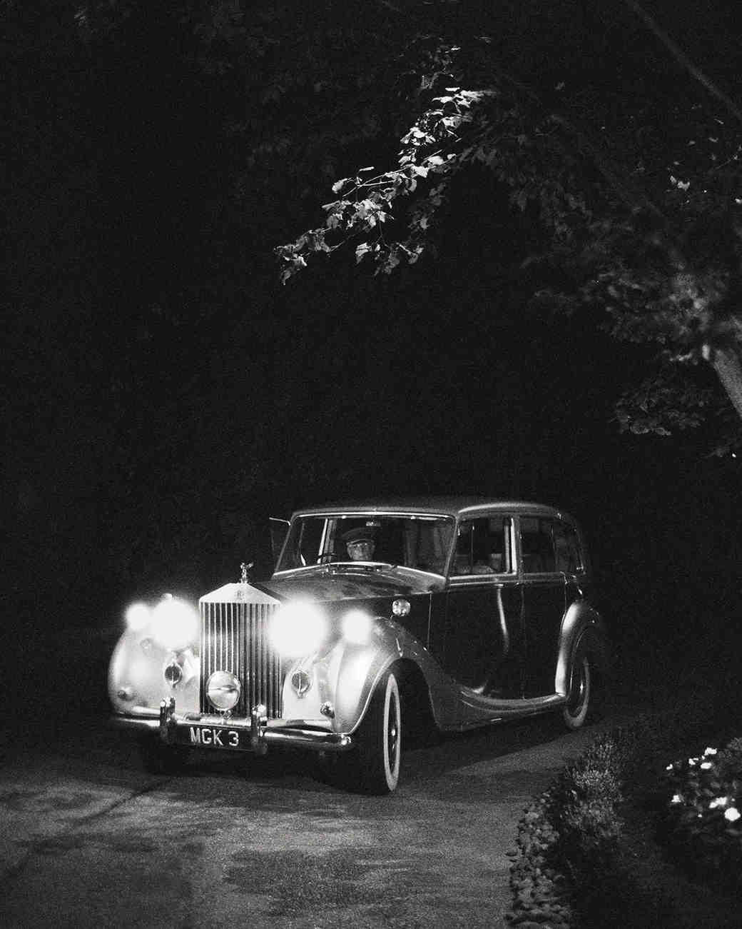 stephanie matt classic getaway car