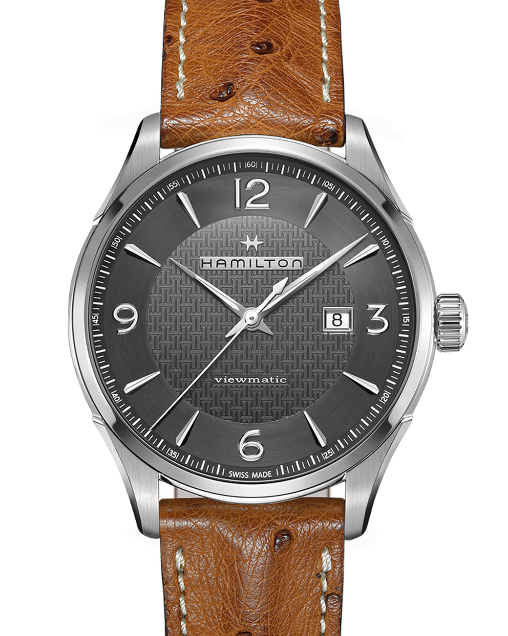 hamilton jazzmaster viewmatic watch