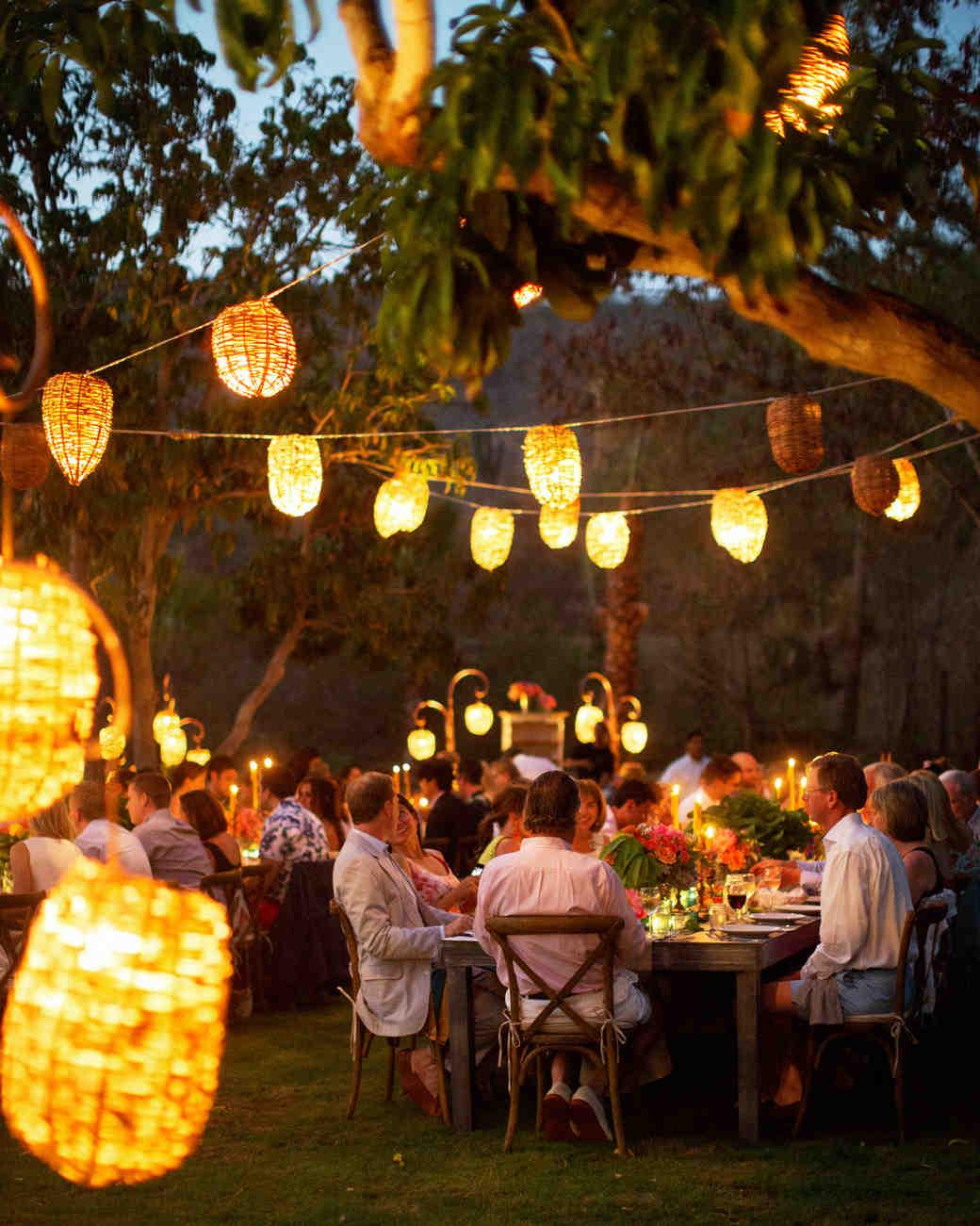 Rehearsal Dinner Party Ideas Part - 19: Martha Stewart Weddings