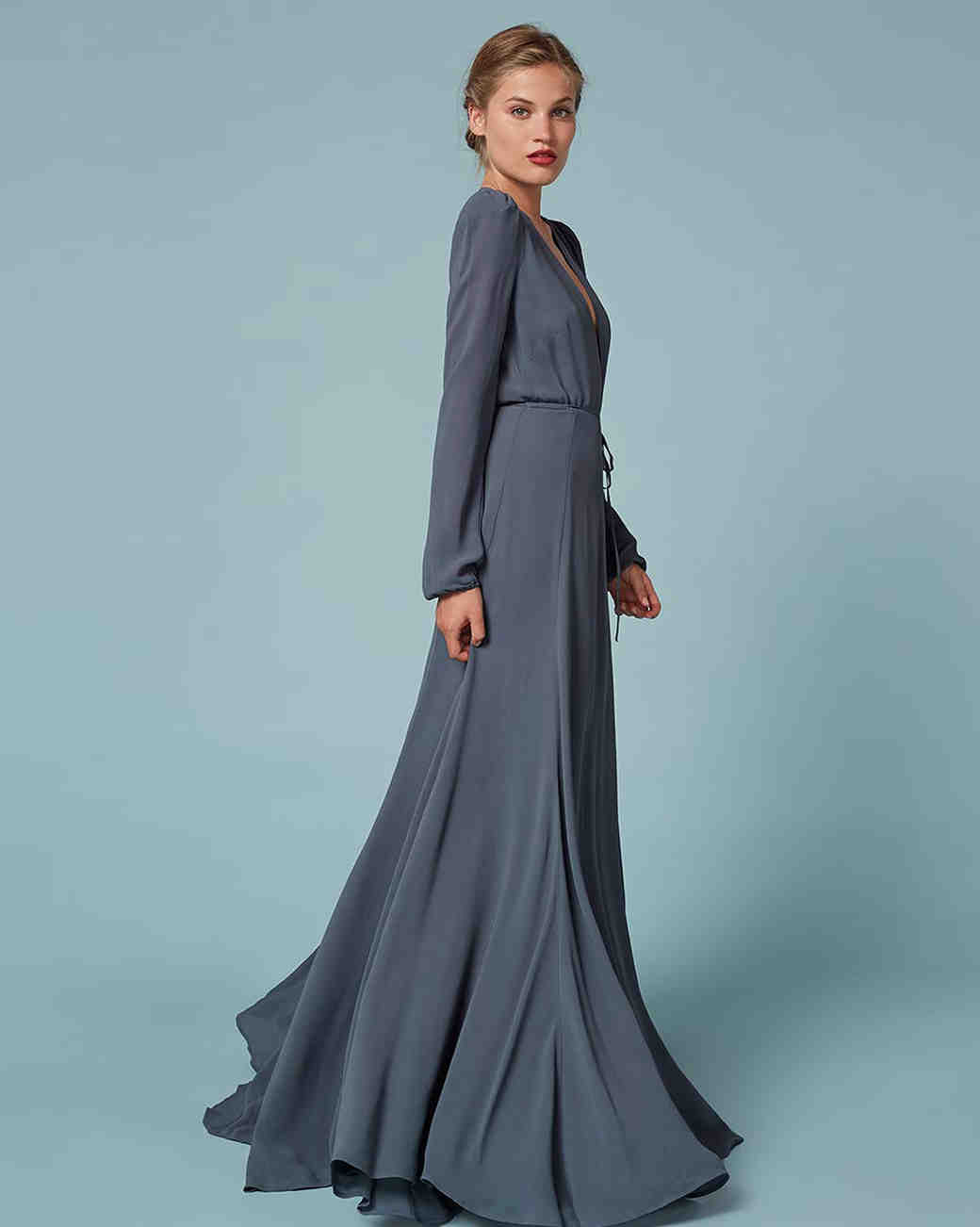 Winter bridesmaid dresses for a cold weather wedding martha winter bridesmaid dresses for a cold weather wedding martha stewart weddings ombrellifo Choice Image