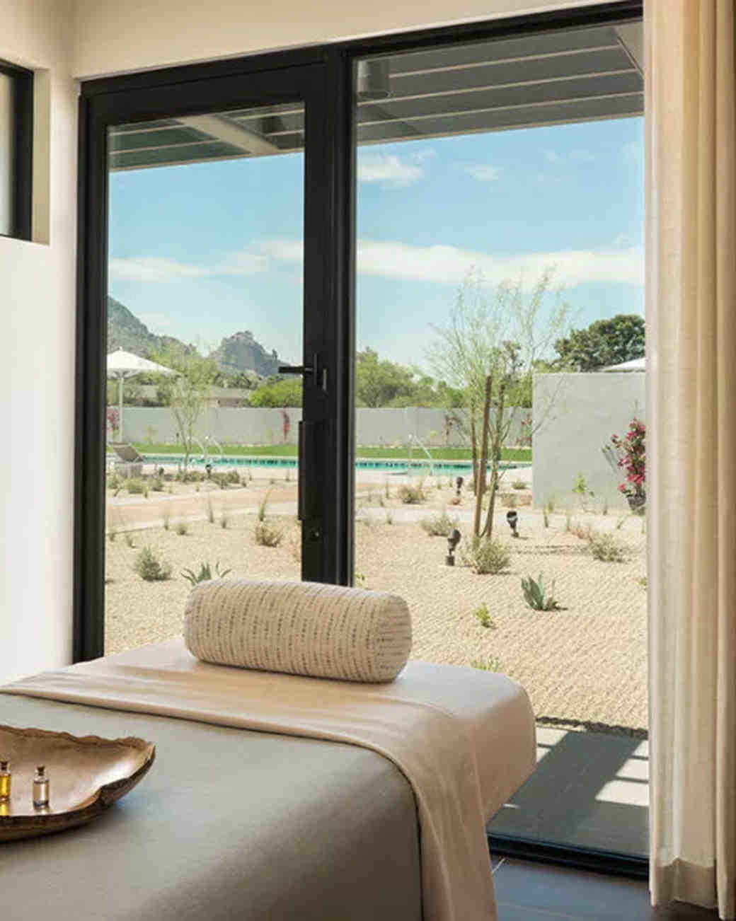 Scottsdale bachelorette spa and wellness retreat