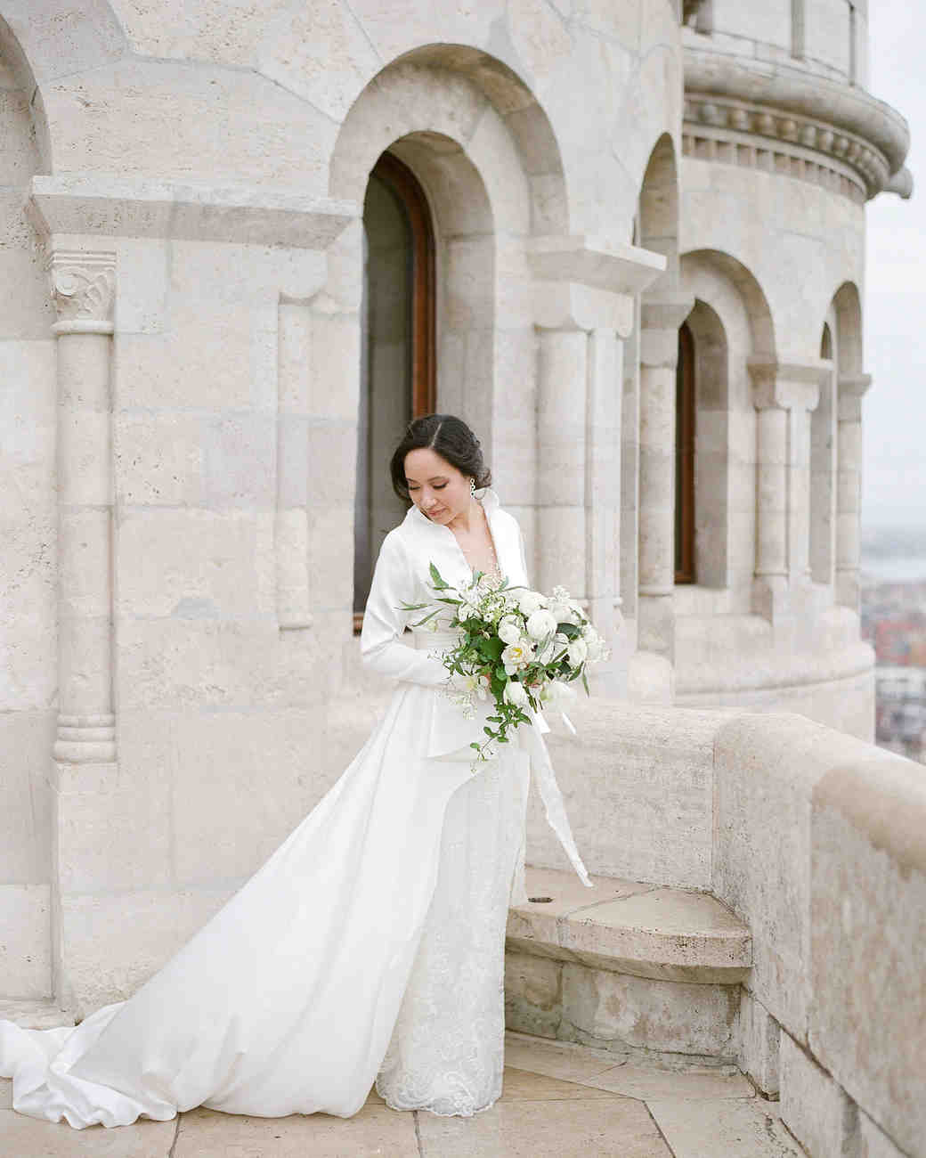 best wedding dresses 2018 diana alex long sleeve white