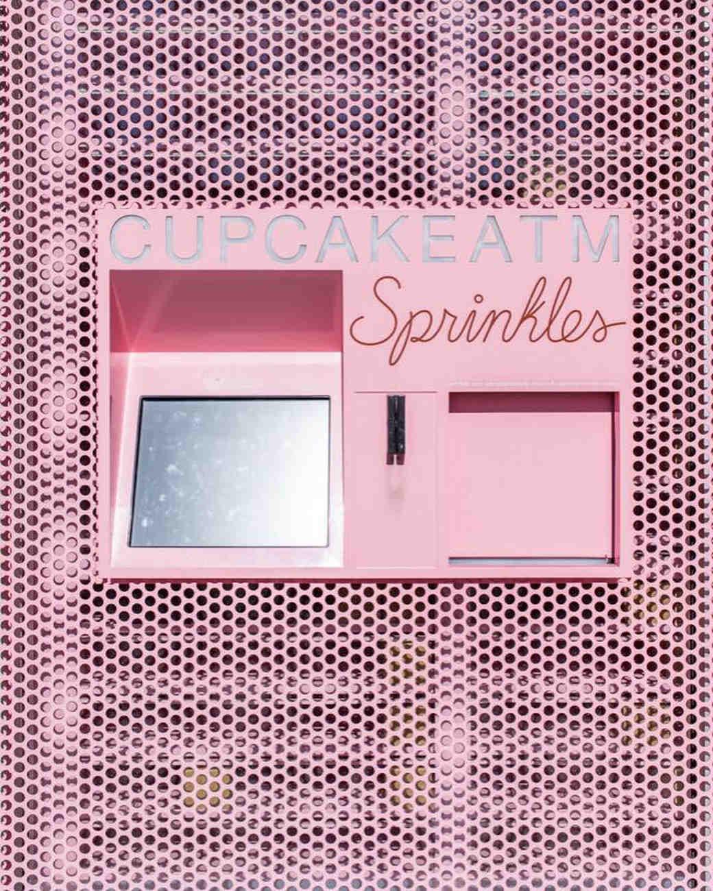 beverly hills bachelorette sprinkles cupcake atm