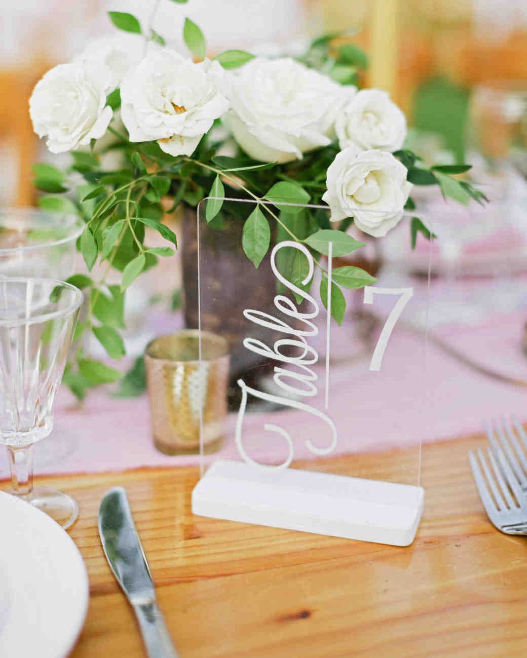 brittany craig wedding table number