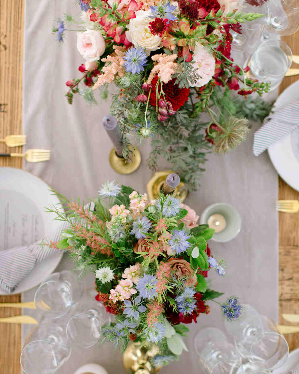 Elegant Wedding Centerpiece Ideas: An Elegant California Wedding Inspired By The Comfort Of