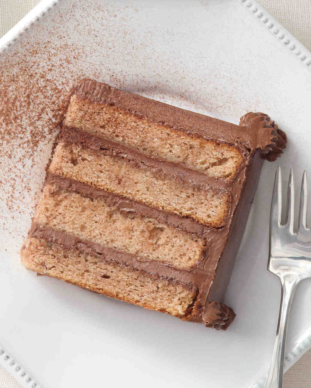 Spiced Chocolate Buttercream