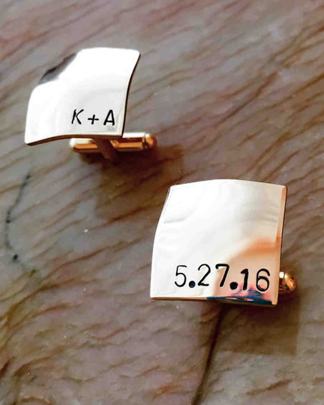 first married holiday gift guide etsy cufflinks