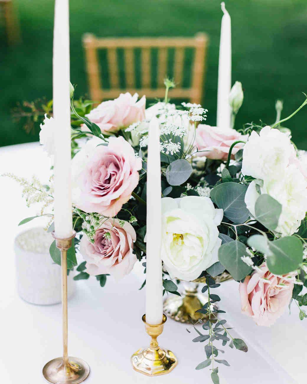 50 wedding centerpiece ideas we love martha stewart weddings rh marthastewartweddings com wedding table centerpieces non flowers wedding table centerpieces silk flowers