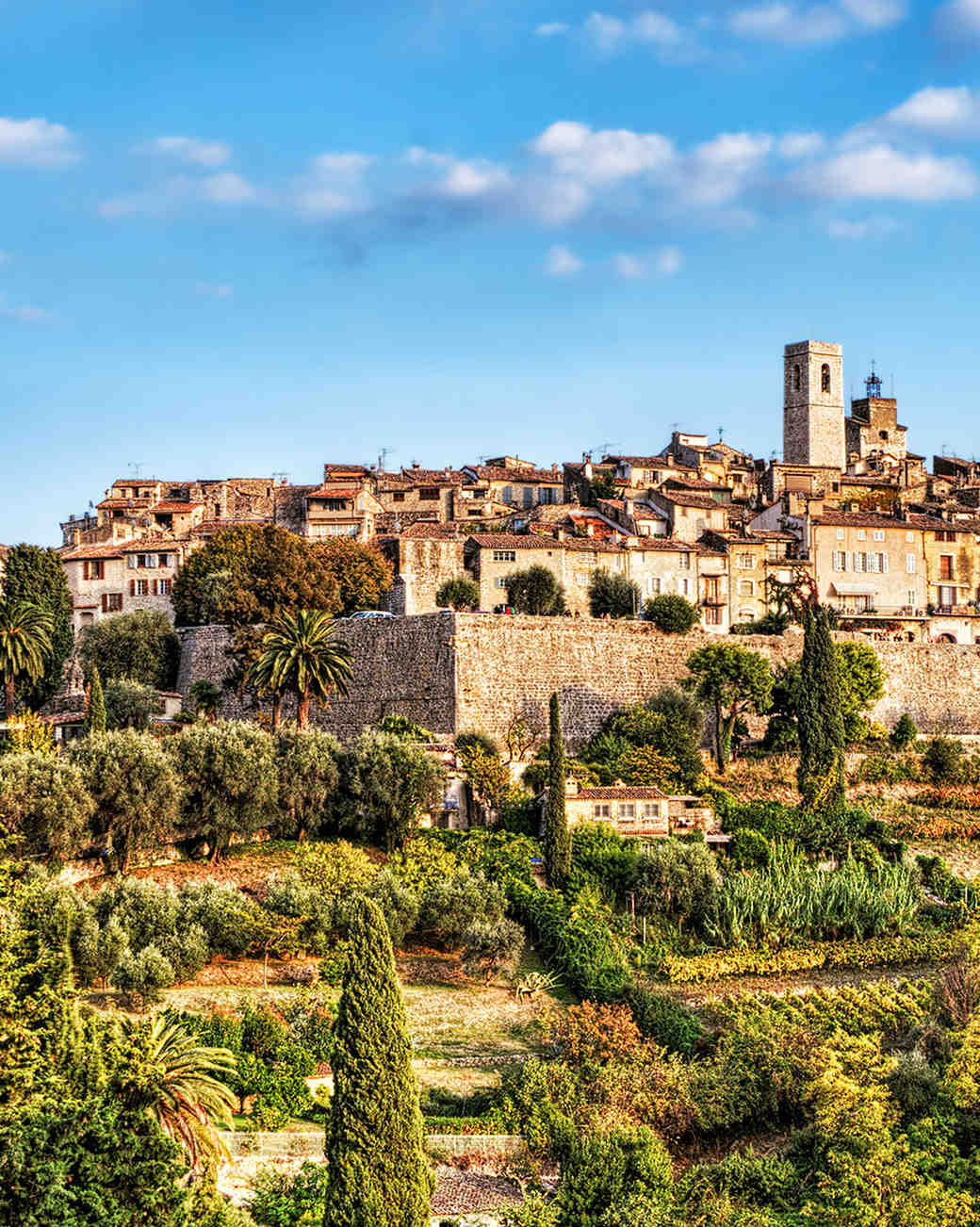 romantic destination france saint paul de vence