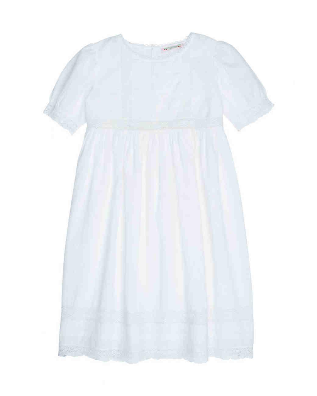 Cute And Comfortable Short Sleeve Flower Girl Dresses Martha